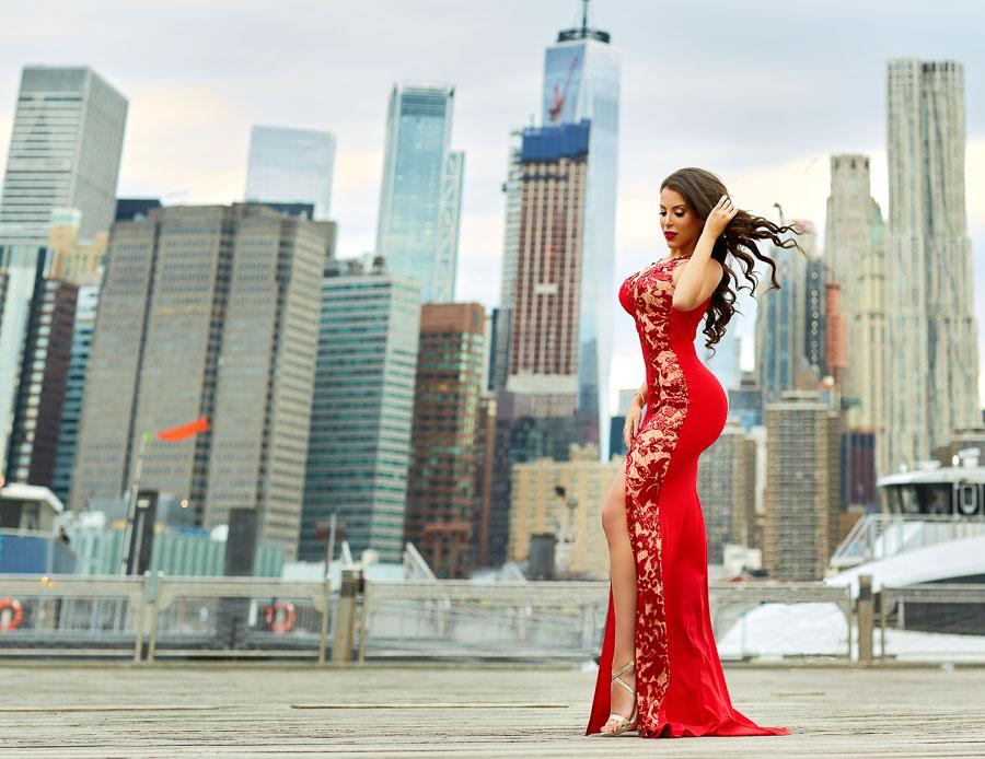 NYC Women's Fashion Modeling Portfolio